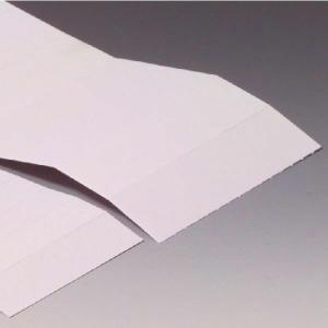 Kartonstreifen für Permaflex C-Profile, VPE 100 Stk. (Maße (BxH)/Menge: 60 x 10 mm / VPE 100 Stk. (Art.Nr.: 90.3087))