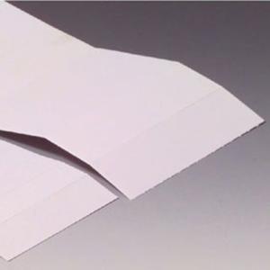 Kartonstreifen für Permaflex C-Profile, VPE 10 Stk. à 1 m (Höhe/Menge: 10 mm / VPE 10 Stk. à 1 m (Art.Nr.: 90.3108))