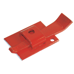 Keilspannschloss -Schalfix-, für Spanndrähte 5-8 mm, Grundplatte 90 x 60 mm, VPE 50 Stk. (Ausführung: Keilspannschloss -Schalfix-, für Spanndrähte 5-8 mm, Grundplatte 90 x 60 mm, VPE 50 Stk. (Art.Nr.: 10184))