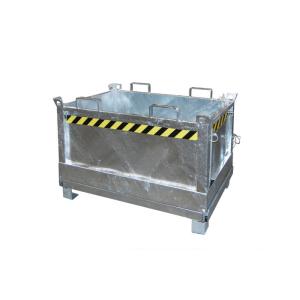Klappbodenbehälter -Typ FB-, mit Bodenentleerung