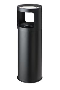 Kombiascher -Pro 30- 30, 50 oder 70 Liter aus Stahl, selbstlöschend