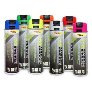 Kreidespray -Ecomarker-, 500 ml, kurzfristig (Farbe: weiß (Art.Nr.: dh1000))