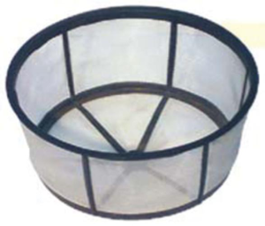 Kunststoffeinfüllsieb für Einfülldorn VF (Ausführung: Kunststoffeinfüllsieb für Einfülldorn VF (Art.Nr.: 19907))
