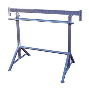 Kurbel-Gerüstbock K1500, Breite 1,50 m, Tragkraft 1600 kg, GS-geprüft (Farbe: lackiert (Art.Nr.: 10129))