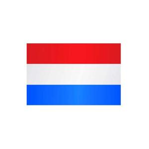 Länderflagge Niederlande, Stoffqualität FlagTop 110 g / m² oder 160 g / m² (Maße (LxB)/Format/Konfektionierung/Stoffqualität:  <b>60 x 90 cm</b> (Querformat)<br>mit Seil und Schlaufe<br>FlagTop  <b>110 g/m²</b><br>fü