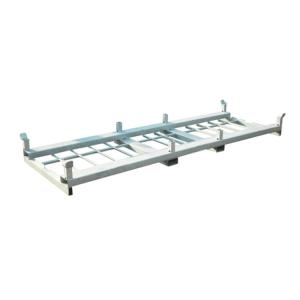 Lager- und Transportpalette für Fußplatten (Ausführung: Lager- und Transportpalette für Fußplatten (Art.Nr.: 3b215))