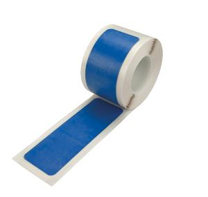 Lagerplatzkennzeichnung -WT-5124- Streifen, für den Innenbereich, Rollenware (Breite/Länge/Farbe: 50 mm / 10 m /  <b>gelb</b> (Art.Nr.: 39379))