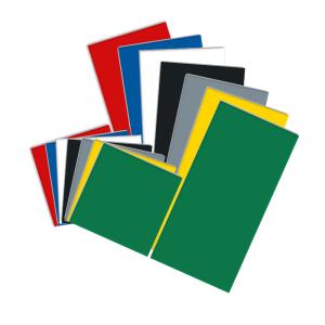 Lagerplatzkennzeichnung -WT-6011- L-Stücke, aus Metall, für den Innenbereich, Breite 75mm (Farbe: rot (Art.Nr.: 31776))