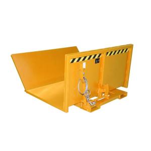 Langgut-Kipper -Typ LGK-, Behälter zum Sammeln und Abkippen (Farbe: RAL 2000 gelborange (Art.Nr.: 38467))