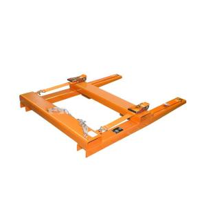 Langgutseitenlader -Typ LSL-, verschiedene Aufnahmepositionen (Farbe: RAL 2000 gelborange (Art.Nr.: 38458))