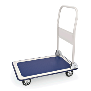 Lastenwagen -WSA1-, Tragfähigkeit 130 kg, aus PP (Ausführung: Lastenwagen -WSA1-, Tragfähigkeit 130 kg, aus PP (Art.Nr.: 37223))