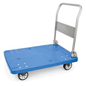 Lastenwagen -WSA3-, Tragfähigkeit 300 kg, aus PP (Ausführung: Lastenwagen -WSA3-, Tragfähigkeit 300 kg, aus PP (Art.Nr.: 37225))