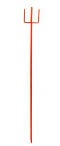 Laterneneisen, U-Bügel, Länge 1250 mm, VPE 10 Stk. (Ausführung: Laterneneisen, U-Bügel, Länge 1250 mm, VPE 10 Stk. (Art.Nr.: 31551))