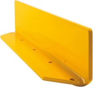Leitbord -Mountain- aus Stahl, Winkel 150 x 100 mm, verschiedene Größen (Länge/Stärke:  <b>800mm</b>/6mm (Art.Nr.: 18776))