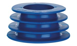 Leitkegel-Ring -Saturn- aus Kunststoff, Höhe 960 mm, passen für alle Kegel (Ausführung: Leitkegel-Ring -Saturn- aus Kunststoff, Höhe 960 mm, passen für alle Kegel (Art.Nr.: 36097))