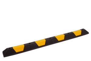 Leitschwelle -Parkway Maxi-, Länge 1790 mm, Höhe 100 mm, schwarz / gelb (Ausführung: Leitschwelle -Parkway Maxi-, Länge 1790 mm, Höhe 100 mm, schwarz/gelb (Art.Nr.: 36413))