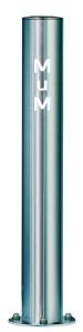 Leuchtpoller -Acero- Ø 102 mm aus Edelstahl