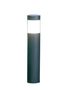 Leuchtpoller -Thetis- Ø 154 mm aus Edelstahl, zum Einbetonieren, feststehend