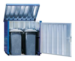 Magazinbox -STMB 2- 1420 x 1080 x 1470 mm, ohne Boden (Ausführung: Magazinbox -STMB 2- 1420 x 1080 x 1470 mm, ohne Boden (Art.Nr.: 31966))
