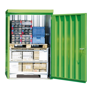 Magazinbox -STMB 8- 1420 x 1490 x 2195 mm, ohne Boden (Ausführung: Magazinbox -STMB 8- 1420 x 1490 x 2195 mm, ohne Boden (Art.Nr.: 31968))