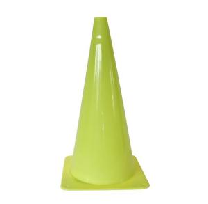 Markierungskegel -Goal-, PVC, Höhe 370 mm, gelb, VPK 10 Stk. (Ausführung: Markierungskegel -Goal-, PVC, Höhe 370 mm, gelb, VPK 10 Stk. (Art.Nr.: 32228))