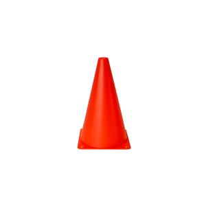 Markierungskegel -Racy-, PVC, Höhe 230 mm, orange, VPE 10 Stk. (Ausführung: Markierungskegel -Racy-, PVC, Höhe 230 mm, orange, VPE 10 Stk. (Art.Nr.: 32225))