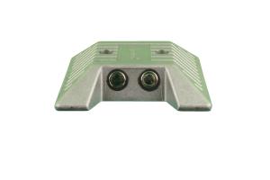 Markierungsnagel aus Aluminium, 120 x 120 x 28 mm, viereckig (Ausführung: Markierungsnagel aus Aluminium, 120 x 120 x 28 mm, viereckig (Art.Nr.: 10165))