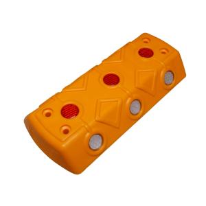 Markierungsnagel aus PP, 100 x 220 x 32 mm, viereckig (Ausführung: Markierungsnagel aus PP, 100 x 220 x 32 mm, viereckig (Art.Nr.: 10164))