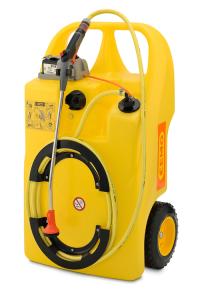 Mobiles Bewässerungssystem -CEMO Aqua-Caddy-, 60 Liter, mit Tauchpumpe (Ausführung: Mobiles Bewässerungssystem -CEMO Aqua-Caddy-, 60 Liter, mit Tauchpumpe (Art.Nr.: 37014))