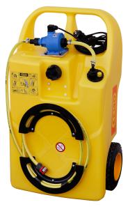 Mobiles Bewässerungssystem -CEMO Aqua-Caddy- für Betonbohrgeräte, 60 Liter,mit Schwingkolbenpumpe (Ausführung: Mobiles Bewässerungssystem -CEMO Aqua-Caddy- für Betonbohrgeräte, 60 Liter,mit Schwingkolbenpumpe (Art.Nr.: 3