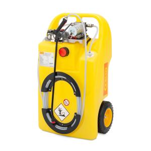 Mobiles Desinfektionssystem -CEMO- 60 Liter, mit Elektropumpe und Akku (Ausführung: Mobiles Desinfektionssystem -CEMO- 60 Liter, mit Elektropumpe und Akku (Art.Nr.: 39837))