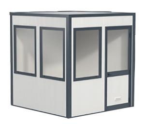 Modulares Raumsystem Komplett-Set -Master 8-, Grundfläche 6,03 m² (Ausführung: Modulares Raumsystem Komplett-Set -Master 8-, Grundfläche 6,03 m² (Art.Nr.: 36847))