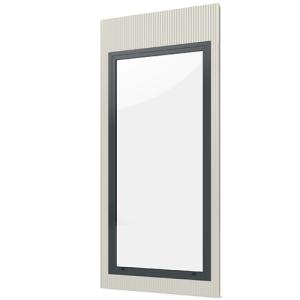 Modulares Raumsystem -Master-, Paneel mit bodentiefer Festverglasung (Ausführung: Modulares Raumsystem -Master-, Paneel mit bodentiefer Festverglasung (Art.Nr.: 36840))