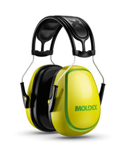 Moldex Gehörschutzkapsel, gem. EN 352-1:2002, mit längenverstellbaren Bügeln (Farbe / SNR-Wert* (dB): gelb/grün, 30 dB (Art.Nr.: mm6110))