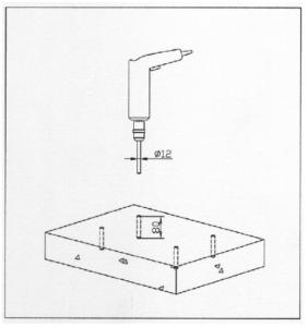 Montagesatz Typ 2, für Abfallbehälter zur Universalbefestigung (Ausführung: Montagesatz Typ 2, für Abfallbehälter zur Universalbefestigung (Art.Nr.: 10307))