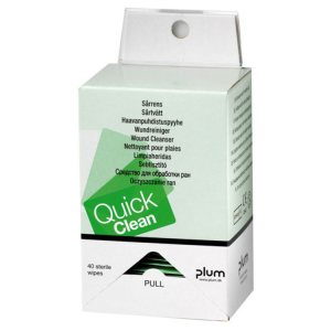 Nachfüllpack für Spenderbox -PLUM QuickClean- (Ausführung: Nachfüllpack für Spenderbox -PLUM QuickClean- (Art.Nr.: 24947))