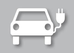 PREMARK Straßenmarkierung aus Thermoplastik -Elektrotankstelle- (Maße (HxB): 500 x 1000 mm (Art.Nr.: 37157))