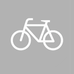 PREMARK Straßenmarkierung aus Thermoplastik -Radfahrer-, gem. RMS / BASt-geprüft (Maße (HxB)/Verpackungseinheit:  <b>700 x 500 mm</b>/VE 5 Stk. (Art.Nr.: 12224))