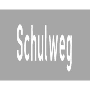 PREMARK Straßenmarkierung aus Thermoplastik -Schulweg- (Ausführung: PREMARK Straßenmarkierung aus Thermoplastik -Schulweg- (Art.Nr.: 31359))