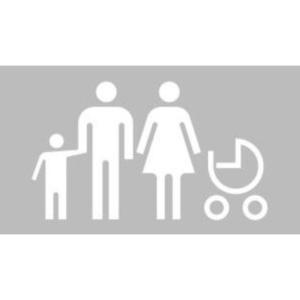 PREMARK Straßenmarkierung aus Thermoplastik -Sonderzeichen Fußgänger / Kinderwagen- (Ausführung: PREMARK Straßenmarkierung aus Thermoplastik -Sonderzeichen Fußgänger/Kinderwagen- (Art.Nr.: 33959))