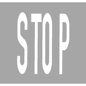 PREMARK Straßenmarkierung aus Thermoplastik -Stop- (Ausführung: PREMARK Straßenmarkierung aus Thermoplastik -Stop- (Art.Nr.: 31358))