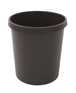 Papierkorb -P-Bins 25-, 18 Liter aus Kunststoff, VPE 5 Stk. (Farbe/Menge:  <b>rot</b> / VPE 5 Stk. (Art.Nr.: 17510))