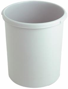 Papierkorb -P-Bins 26-, 30 Liter aus Kunststoff, VPE 3 Stk. (Farbe/Menge:  <b>schwarz</b> / VPE 3 Stk. (Art.Nr.: 17506))