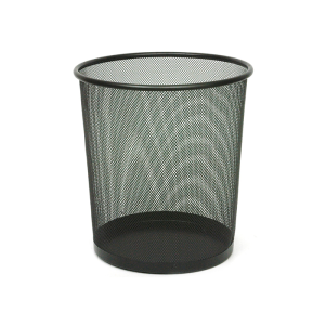 Papierkorb -P-Bins 43-, 19 Liter aus Stahl, VPE 12 Stk. (Ausführung: Papierkorb -P-Bins 43-, 19 Liter aus Stahl, VPE 12 Stk. (Art.Nr.: 17585))