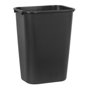 Papierkorb -Square- Rubbermaid, 39 Liter aus PE