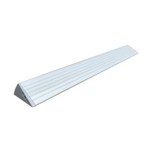 Parkplatzschwelle -Exclusive- aus Aluminium, optional mit Beschriftung (Länge/Beschriftung: 700 mm /  <b>ohne Beschriftung</b> (Art.Nr.: 35943))