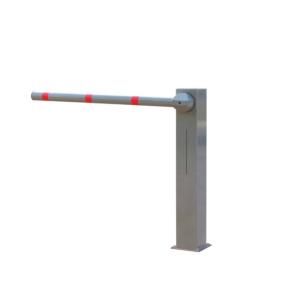Parkplatzsperre -Julius-, Solarbetrieb, Handsender, zum Aufdübeln, Breite 1000-2500 mm (Breite: 1000 mm (Art.Nr.: 19918))