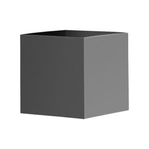 Pflanzbehälter -Pallas- aus Aluminium