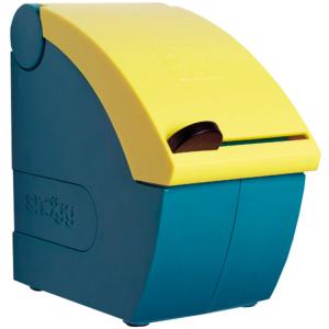 Pflasterspender -SNÖGG-, inkl. Pflaster 5000 x 60 mm, individuell zuschneidbar (Pflasterfarbe: hautfarbe (Art.Nr.: 24948))