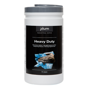 PlumWipes -Heavy-Duty- Reinigungstücher für Hände, Maschinen und Werkzeuge, 75er-Box (Ausführung: PlumWipes -Heavy-Duty- Reinigungstücher für Hände, Maschinen und Werkzeuge, 75er-Box (Art.Nr.: 39939))